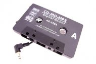 Kaseta Adapter CD MP3 MP4 IPOD z Autoreversem - ADAPTER CD MP3