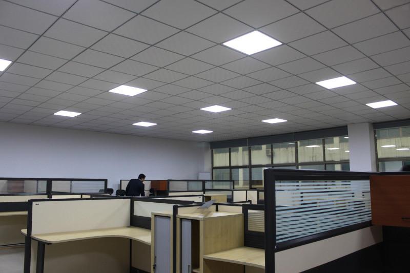 panel led 60x60 36w lampa sufitowa slim kaseton 3000k ciep y. Black Bedroom Furniture Sets. Home Design Ideas
