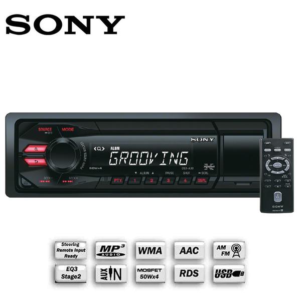 Radioodtwarzacz Samochodowy Sony Dsx